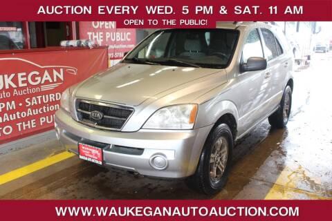 2004 Kia Sorento for sale at Waukegan Auto Auction in Waukegan IL