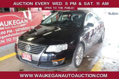 2007 Volkswagen Passat for sale at Waukegan Auto Auction in Waukegan IL