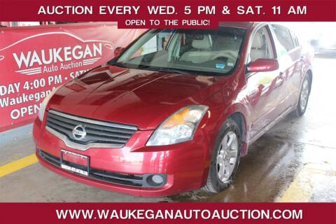 2008 Nissan Altima for sale at Waukegan Auto Auction in Waukegan IL