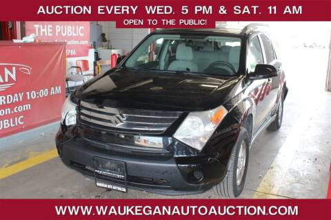 2007 Suzuki XL7 for sale at Waukegan Auto Auction in Waukegan IL