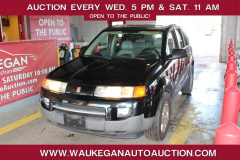 2004 Saturn Vue for sale at Waukegan Auto Auction in Waukegan IL