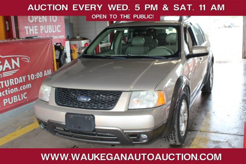 2007 Ford Freestyle for sale at Waukegan Auto Auction in Waukegan IL