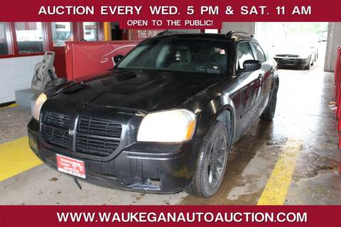 2005 Dodge Magnum for sale at Waukegan Auto Auction in Waukegan IL