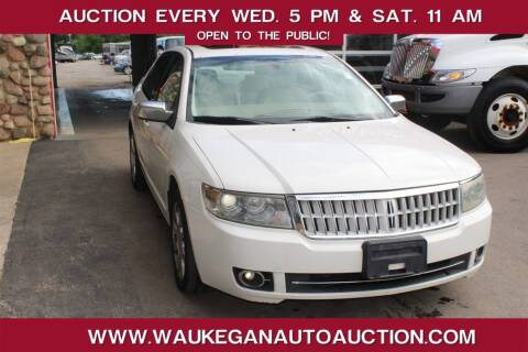 2009 Lincoln MKZ for sale at Waukegan Auto Auction in Waukegan IL