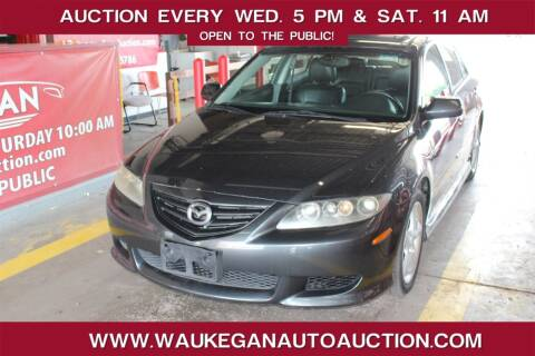 2004 Mazda MAZDA6 for sale at Waukegan Auto Auction in Waukegan IL