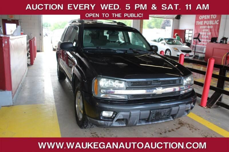 2006 Chevrolet TrailBlazer EXT for sale at Waukegan Auto Auction in Waukegan IL