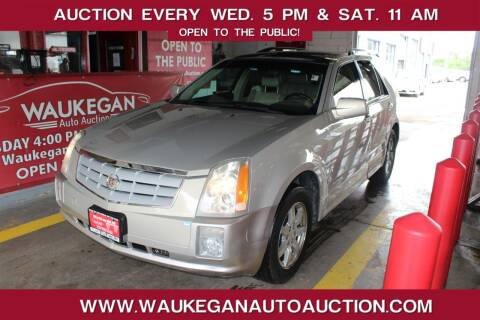 2007 Cadillac SRX for sale at Waukegan Auto Auction in Waukegan IL