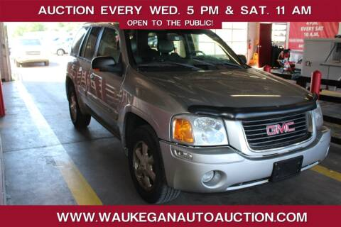 2004 GMC Envoy for sale at Waukegan Auto Auction in Waukegan IL