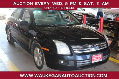 2008 Ford Fusion for sale at Waukegan Auto Auction in Waukegan IL