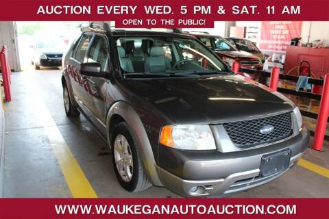2006 Ford Freestyle for sale at Waukegan Auto Auction in Waukegan IL