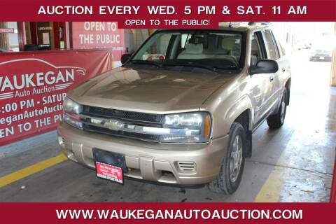2007 Chevrolet TrailBlazer for sale at Waukegan Auto Auction in Waukegan IL