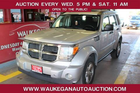 2007 Dodge Nitro for sale at Waukegan Auto Auction in Waukegan IL