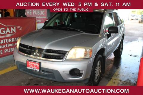 2006 Mitsubishi Endeavor for sale at Waukegan Auto Auction in Waukegan IL