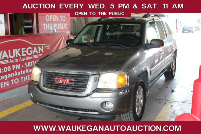 2005 GMC Envoy XL for sale at Waukegan Auto Auction in Waukegan IL