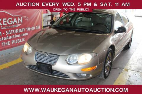 2004 Chrysler 300M for sale at Waukegan Auto Auction in Waukegan IL