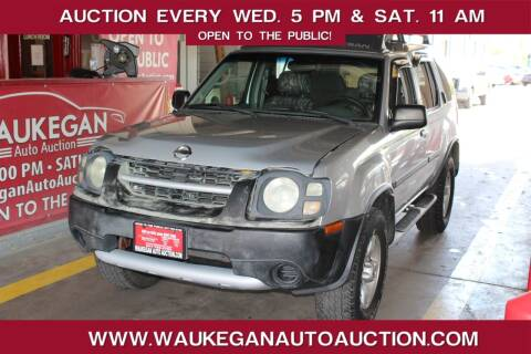 2004 Nissan Xterra for sale at Waukegan Auto Auction in Waukegan IL