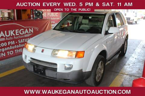 2005 Saturn Vue for sale at Waukegan Auto Auction in Waukegan IL