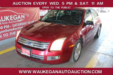 2009 Ford Fusion for sale at Waukegan Auto Auction in Waukegan IL