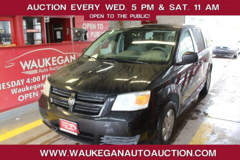2009 Dodge Grand Caravan for sale at Waukegan Auto Auction in Waukegan IL