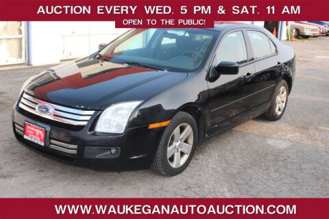 2007 Ford Fusion for sale at Waukegan Auto Auction in Waukegan IL