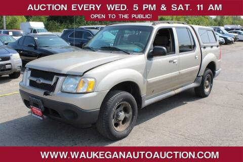 2005 Ford Explorer Sport Trac for sale at Waukegan Auto Auction in Waukegan IL