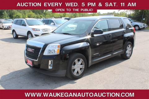 2014 GMC Terrain for sale at Waukegan Auto Auction in Waukegan IL