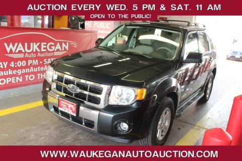 2008 Ford Escape Hybrid for sale at Waukegan Auto Auction in Waukegan IL