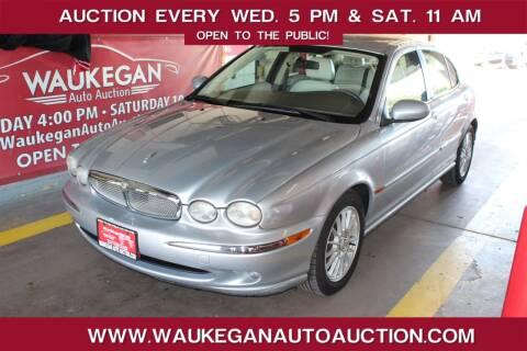 2006 Jaguar X-Type for sale at Waukegan Auto Auction in Waukegan IL