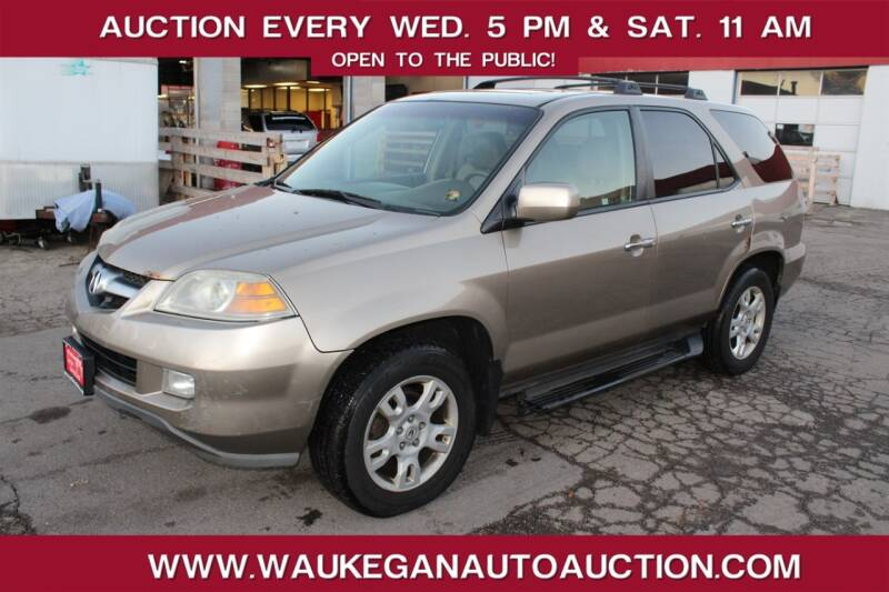 2005 Acura MDX for sale at Waukegan Auto Auction in Waukegan IL
