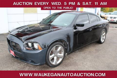 2011 Dodge Charger for sale at Waukegan Auto Auction in Waukegan IL