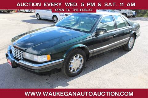 1997 Cadillac Seville for sale at Waukegan Auto Auction in Waukegan IL