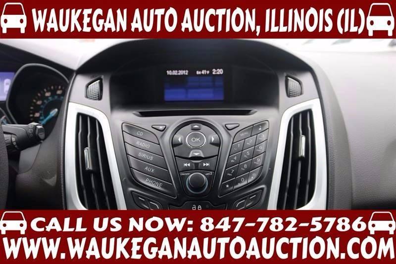 2013 Ford Focus SE 4dr Hatchback - Waukegan IL