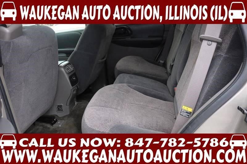 2003 Chevrolet TrailBlazer LT 4WD 4dr SUV - Waukegan IL