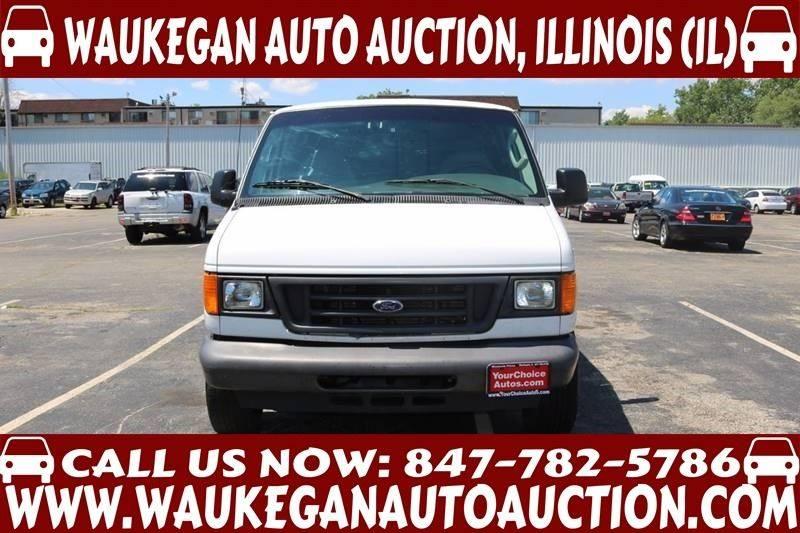 2006 Ford E-Series Cargo E-150 3dr Van - Waukegan IL