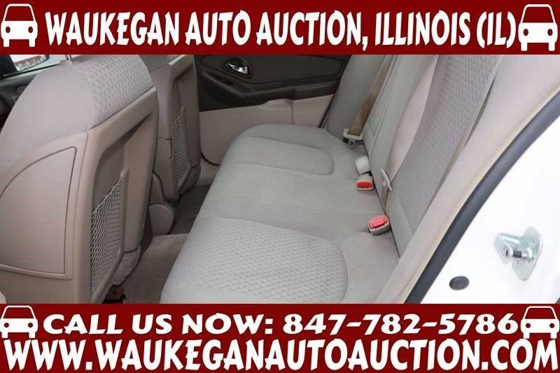 2006 Chevrolet Malibu LS Fleet 4dr Sedan - Waukegan IL