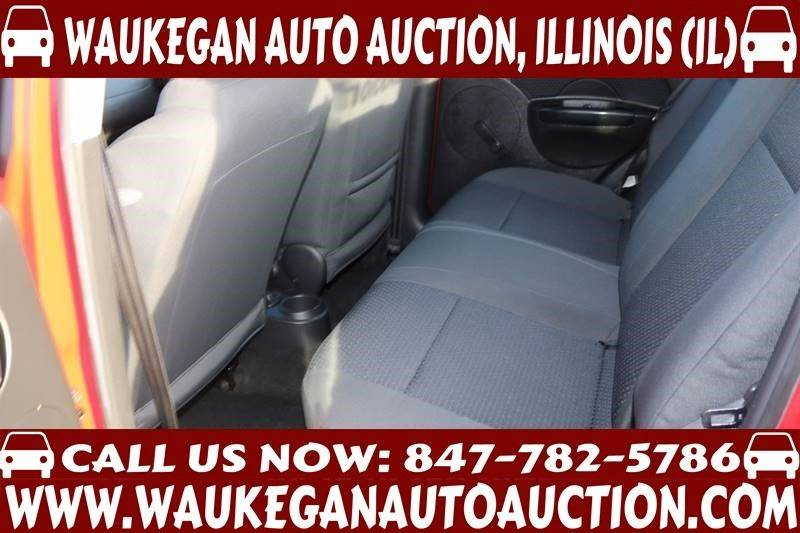 2008 Chevrolet Aveo Aveo5 LS 4dr Hatchback - Waukegan IL