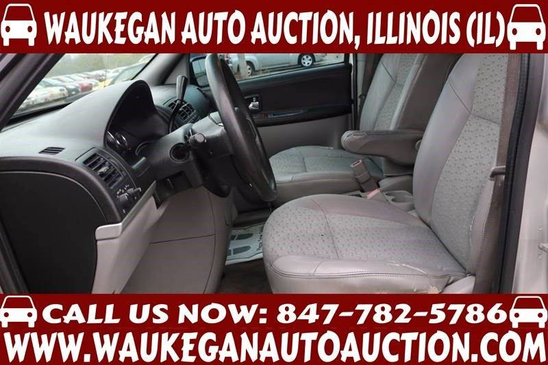 2006 Chevrolet Uplander LT 4dr Extended Mini-Van w/3LT, PhatNoise Media Player - Waukegan IL