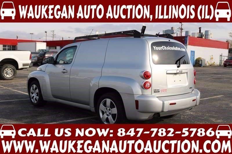 2010 Chevrolet HHR Panel LS 4dr Cargo Wagon - Waukegan IL