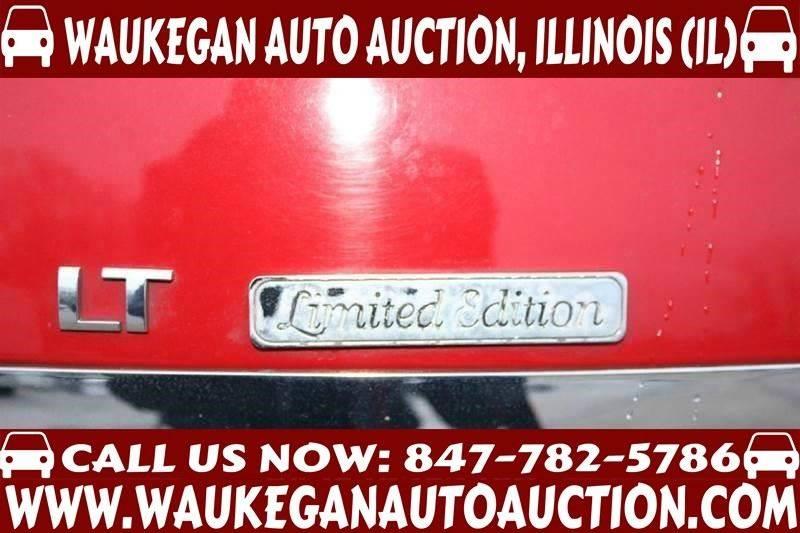 2008 Chevrolet Impala LT 4dr Sedan w/ roof rail curtain delete - Waukegan IL