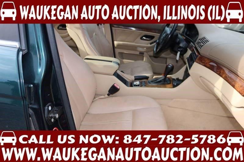 1997 BMW 5 Series 528i 4dr Sedan - Waukegan IL