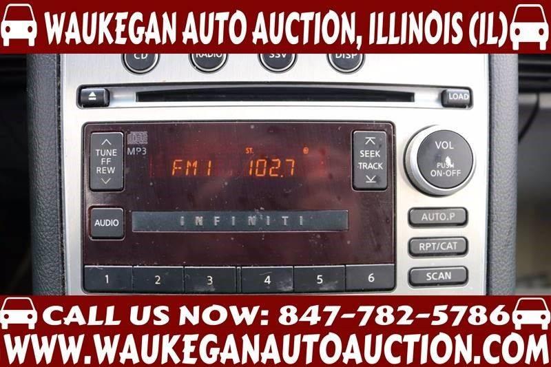 2005 Infiniti G35 Rwd 4dr Sedan - Waukegan IL