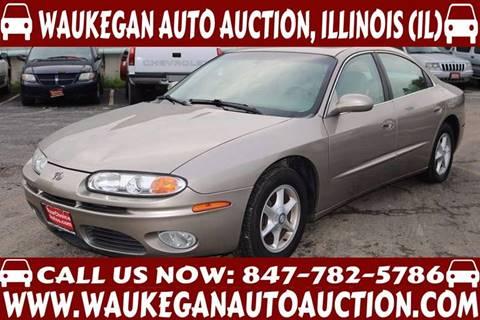 2002 Oldsmobile Aurora for sale in Waukegan, IL