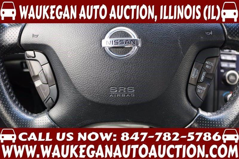 2003 Nissan Maxima GLE 4dr Sedan - Waukegan IL
