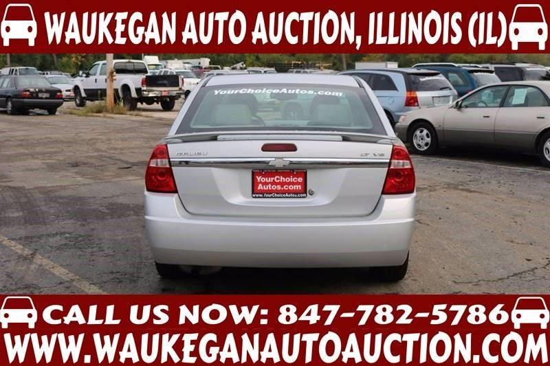 2004 Chevrolet Malibu LT 4dr Sedan - Waukegan IL