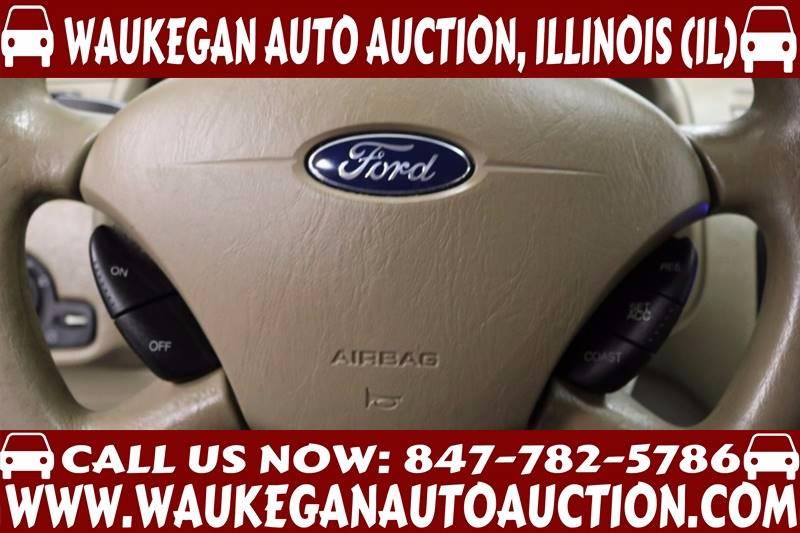 2006 Ford Focus ZX4 S 4dr Sedan - Waukegan IL