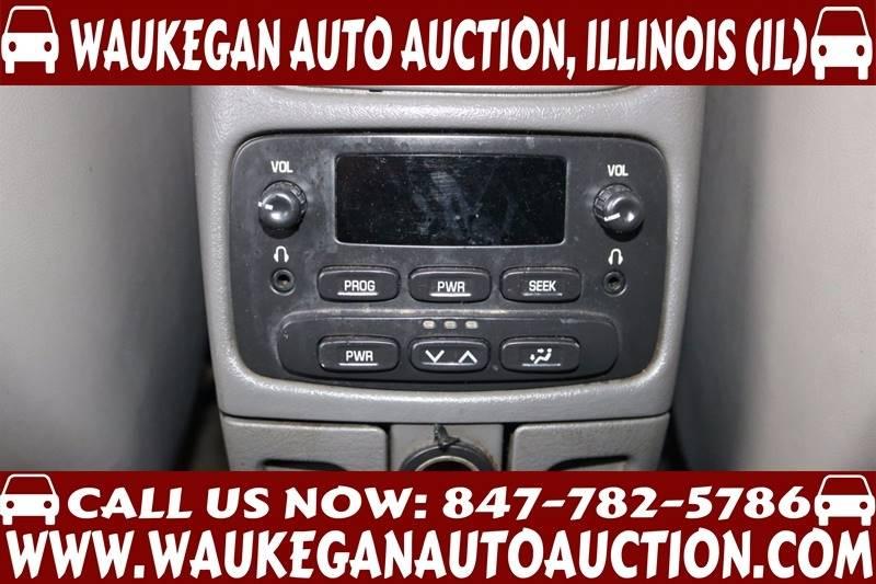 2002 Oldsmobile Bravada AWD 4dr SUV - Waukegan IL