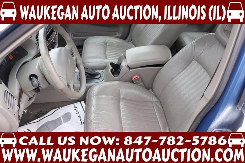 2003 Chevrolet Impala LS 4dr Sedan - Waukegan IL
