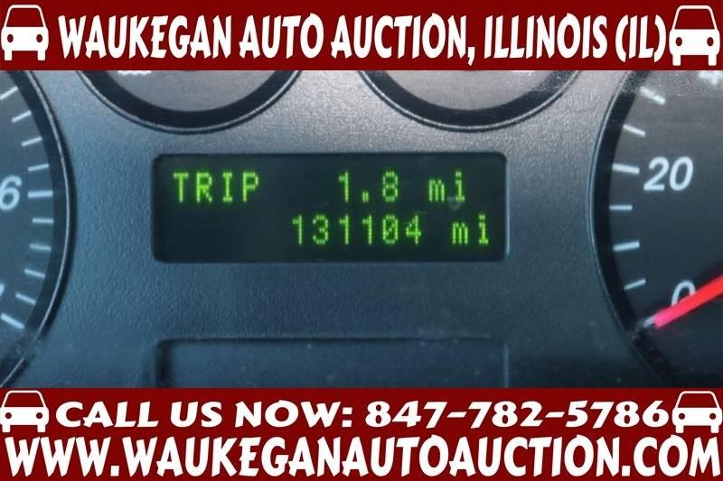 2004 Ford Taurus SES 4dr Sedan w/Duratec - Waukegan IL