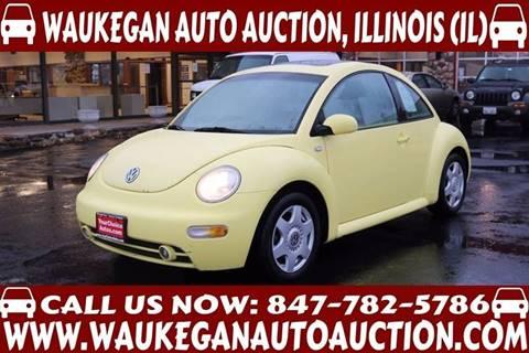 2001 Volkswagen New Beetle for sale in Waukegan, IL