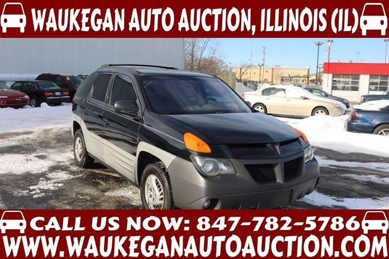 2001 Pontiac Aztek Fwd 4dr SUV - Waukegan IL